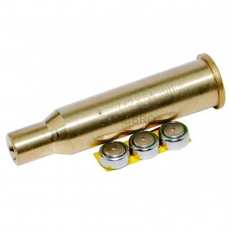 7.62x54R Laser Bore Sighter for Mosin Nagant/Russian 91/30 M44