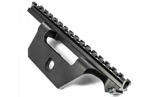 Quot See Thru Quot Scope Mount For M1a M14