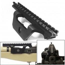 """""""See-Thru"""" Scope Mount for M1A/M14"""