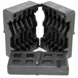 AR-15 ARMORER'S KIT Upper Vise Block + Lower Vise Block Combo