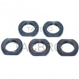 5/8x24 Thread Jam Nut For 308 Muzzle Brake 5 Packs