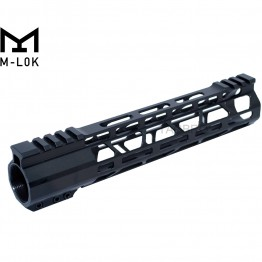 ".223 10"" Ultra-Light super slim MLok M-LOK Handguard Free Float"