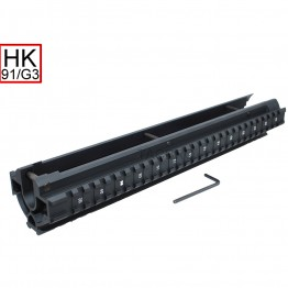 HK91/G3 TRI-RAIL HANDGUARD