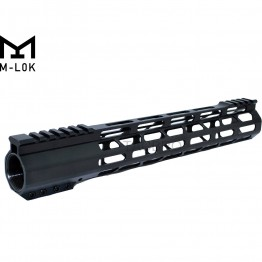 "12"" M-LOK Top Cut Super Slim Ultra light Handguard for 223"