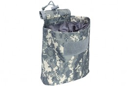 Folding Dump Pouch - Digital Camo