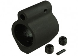 .750 Steel Low Profile Gas Block