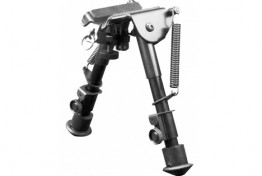 H-STYLE SPRING TENSION BIPOD (SHORT)