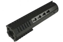 "AR15 Octagon Keymod Carbon Fiber Handguard Gen 4 9"" Midlength"