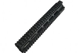 1039 AR 11 Inch Clamp On Free Float Quad Rail System