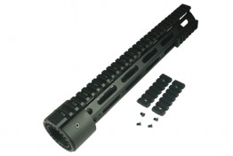 "12"" Rifle Length LR308 Low Rail Height Modular Handguard"