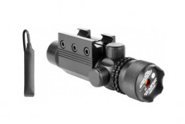 5MW TACTICAL GREEN LASER SIGHT W/ STRIKE BEZEL