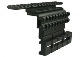 ADJUSTABLE AK SIDE RAIL MOUNT