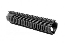 "10"" FREE FLOAT QUAD RAIL HANDGUARD"