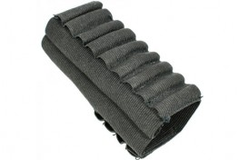 13 Round Rifle Shell Holder - Buttstock