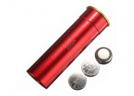 20 Gauge Boresight Red Laser