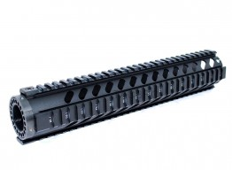"12.5"" FREE FLOAT QUAD RAIL HANDGUARD"