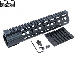 "9"" Super Slim Keymod Free Float Handguard for 308 .308"