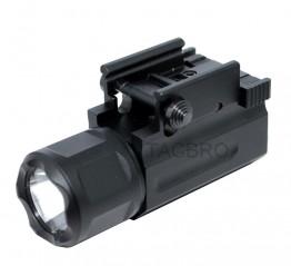 300 Lumen Quick Detach Flashlight Fits Springfield XD XDM XDS Sub Compact
