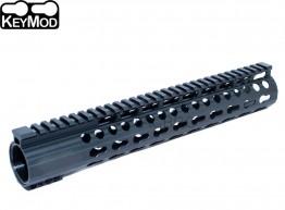 "Super Slim 12.5"" Low Profile Free Float KeyMod Handguard for 308 .308"