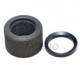 .308 Thread Protector, 5/8x24 Thread Pitch, .936 OD