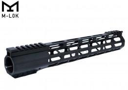"12"" M-LOK Top Cut Super Slim Ultra light Handguard for 223"