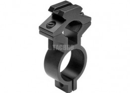 "Universal Mount For 1"" Flashlight/laser"
