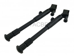 "Two PC Side 9""-12"" Bipod Rail Adapter Bipod For Picatinny Rail and Mount"