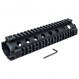 MID-LENGTH DROP-IN QUAD RAIL HANDGUARD 8.5""