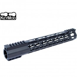 "12.5"" Super Slim Ultra Light Keymod Low Profile Free Float Handguard for 223.223"