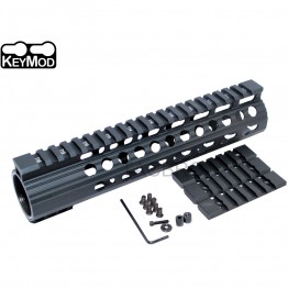 "9"" Super Slim Keymod Free Float Handguard for 308 .308 Low Profile"