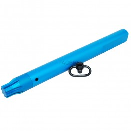 Anodized Blue Rod 360 Degree Upper Vise Block Wrench Armorer's Tool Kit For 308