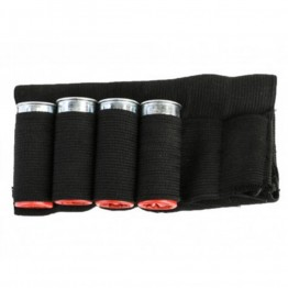 8 Round Shotgun Shell Holder - Buttstock