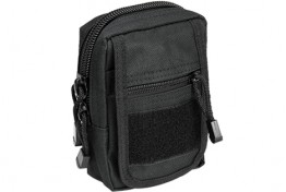 Small Utility Pouch - Black