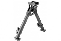 AR RAIL MOUNT BIPOD - SHORT