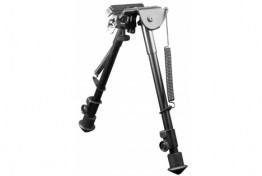 H-STYLE SPRING TENSION BIPOD (MEDIUM)