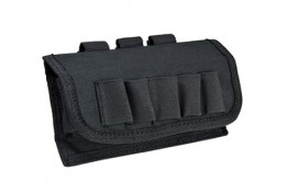Shot Shell Pouch - Black