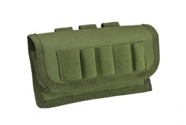 Shot Shell Pouch - Green