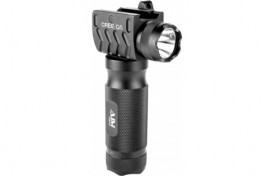 180 LUMENS VERTICAL GRIP FLASHLIGHT