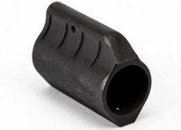 "Long 1.8"" Low Profile Gas Block .750 - Black"