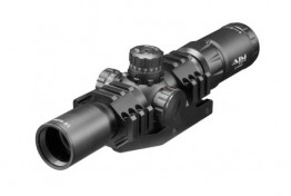 RECON SERIES 1.5-4X30MM RIFLESCOPE W/ 3/4 CIRCLE RETICLE