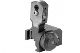 AR-15 / M16 REAR FLIP-UP SIGHT