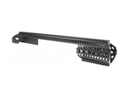 REMINGTON 870/1100 QUAD RAIL W/ SIDE SADDLE