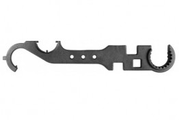 BLACK AR15 / M4 / M16 ARMORER'S WRENCH