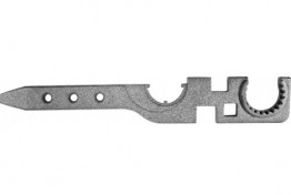 GREY AR15 / M4 ARMORER'S WRENCH