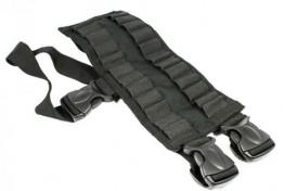 24 Round Shotgun Shell Holder - Thigh Strap