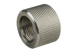 .308 Stainless Steel Thread Protector, 5/8x24 Pitch, .936