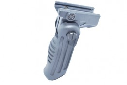 Folding Vertical Foregrip Hand Fore Grip Picatinny Weaver Rail for Rifle