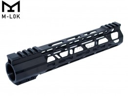 ".223 10"" Ultra-Light super slim MLok M-LOK Handguard Free Float"
