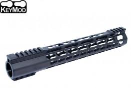 "12.5"" Super Slim Ultra Light Keymod Low Profile Free Float Handguard for 223.223"