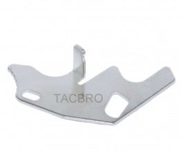 Ruger 1022 10/22 Auto Bolt Release Plate - Stainless Steel